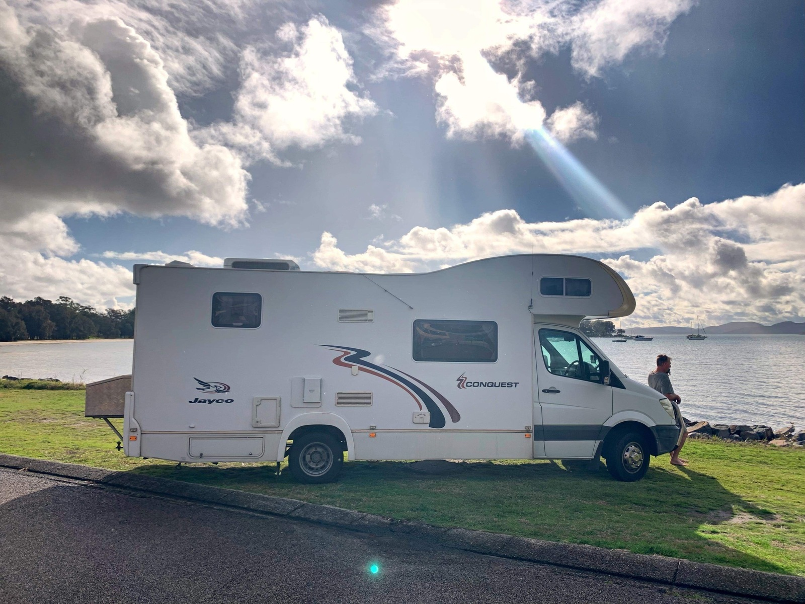 Motorhome for Hire in Tanilba Bay NSW from $200 0