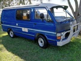 Ma-boy Blue - poptop camper