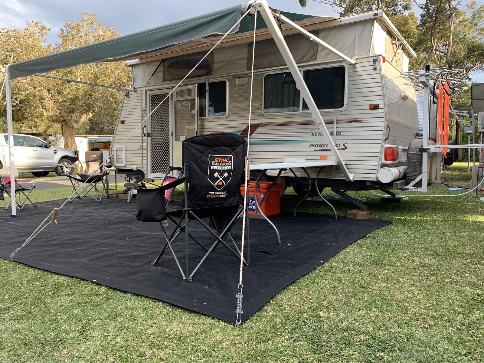 Family bunk van - Cover Image