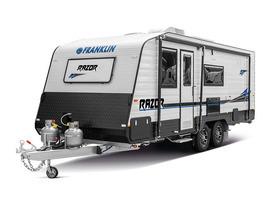 2018 Family luxury caravan with Shower, Toilet & AC