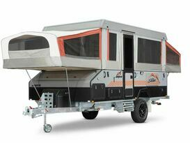 2019 Jayco Swan Outback Camper with AC & Hot Water