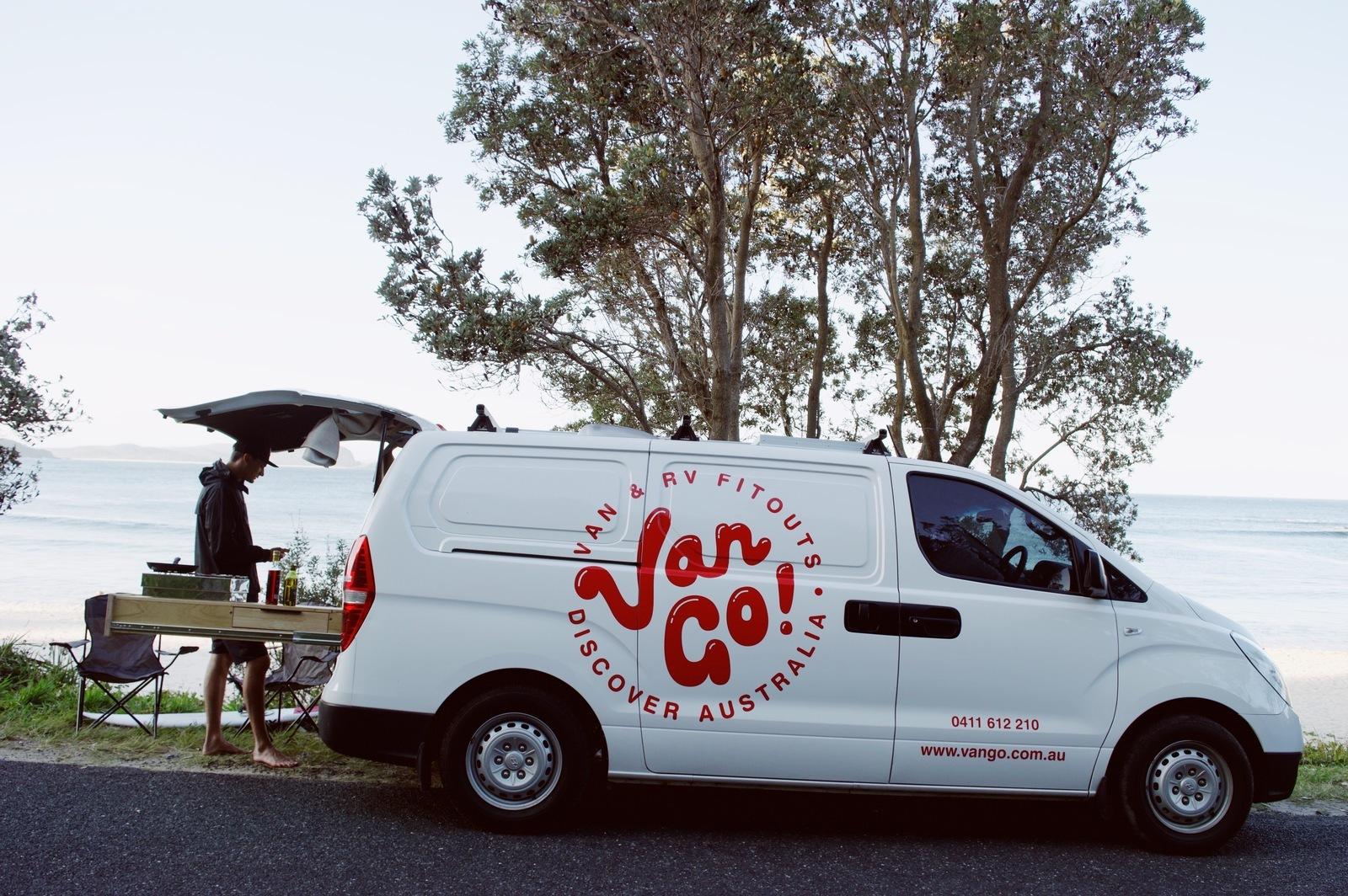 Van Going - Cover Image