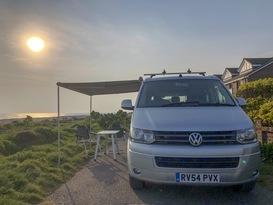 VW California electric pop-top 4 berth