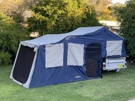 South coast camper
