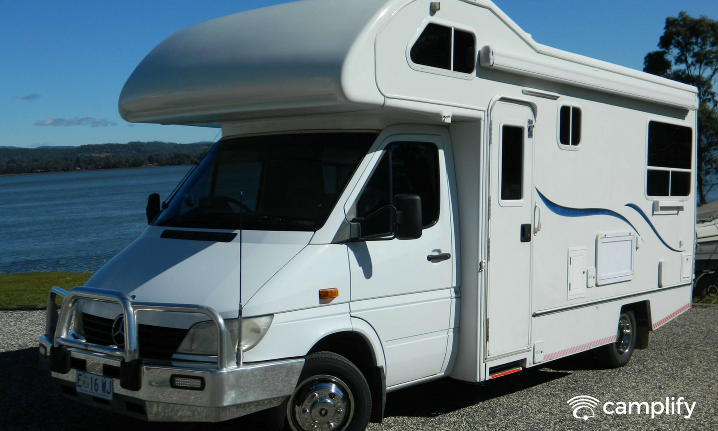 Henry's Motorhome - Cover Image