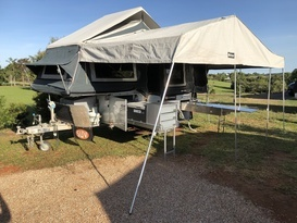 Suzie the Grand SUV Camper