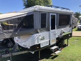 """""""Just Swanning Around"""" Jayco Swan Outback"""
