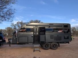 Adventurer Leisure Hire- 3 (Offgrid 19')