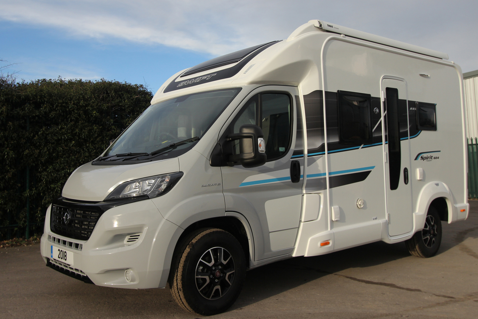 Milo the 2-4 Berth 2018 Motorhome - Cover Image