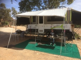 Jayco Flamingo Outback 2015