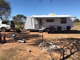 Oakabella Family Caravan, Sleeps 4, Coral Coast, Geraldton, Kalbarri
