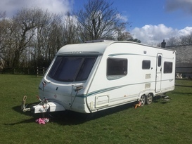 Fabulous mod cons touring van near toNorth Cornish Coast