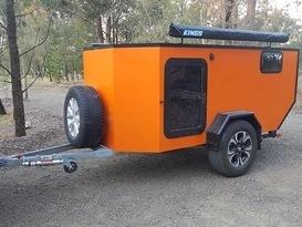 Aussie Tin Tent