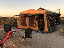 Camper adventures