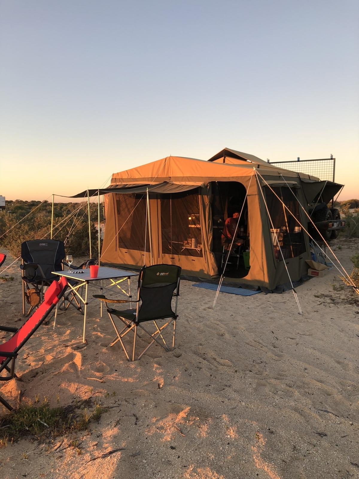 Camper adventures - Cover Image