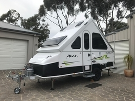 Brand New Avan - Lightweight and Super Easy toTow