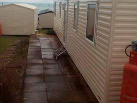 3 bedroom caravan devon cliffs