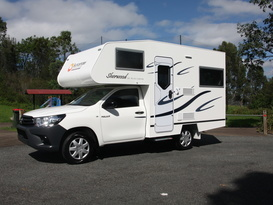4 Berth Easy Drive Motorhome