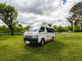 4 Berth Automatic Hi-Top Campervan