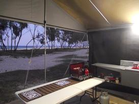 Surf N Turf Camper Trailer Hire