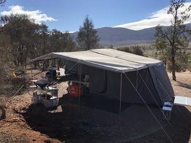 Mars Surveyor, family camper