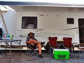 Gold Coast Jayco Sterling 4+ person caravan