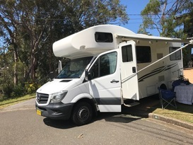 Shire Motorhome Hire
