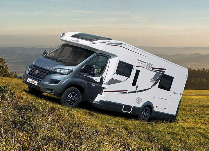 George - Beautiful all inclusive, fully equipped brand new motor home. No extras or hidden costs. - Cover Image