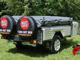 Mars Maven Camper