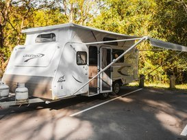 New Jayco Caravan - All The Comforts Of Home