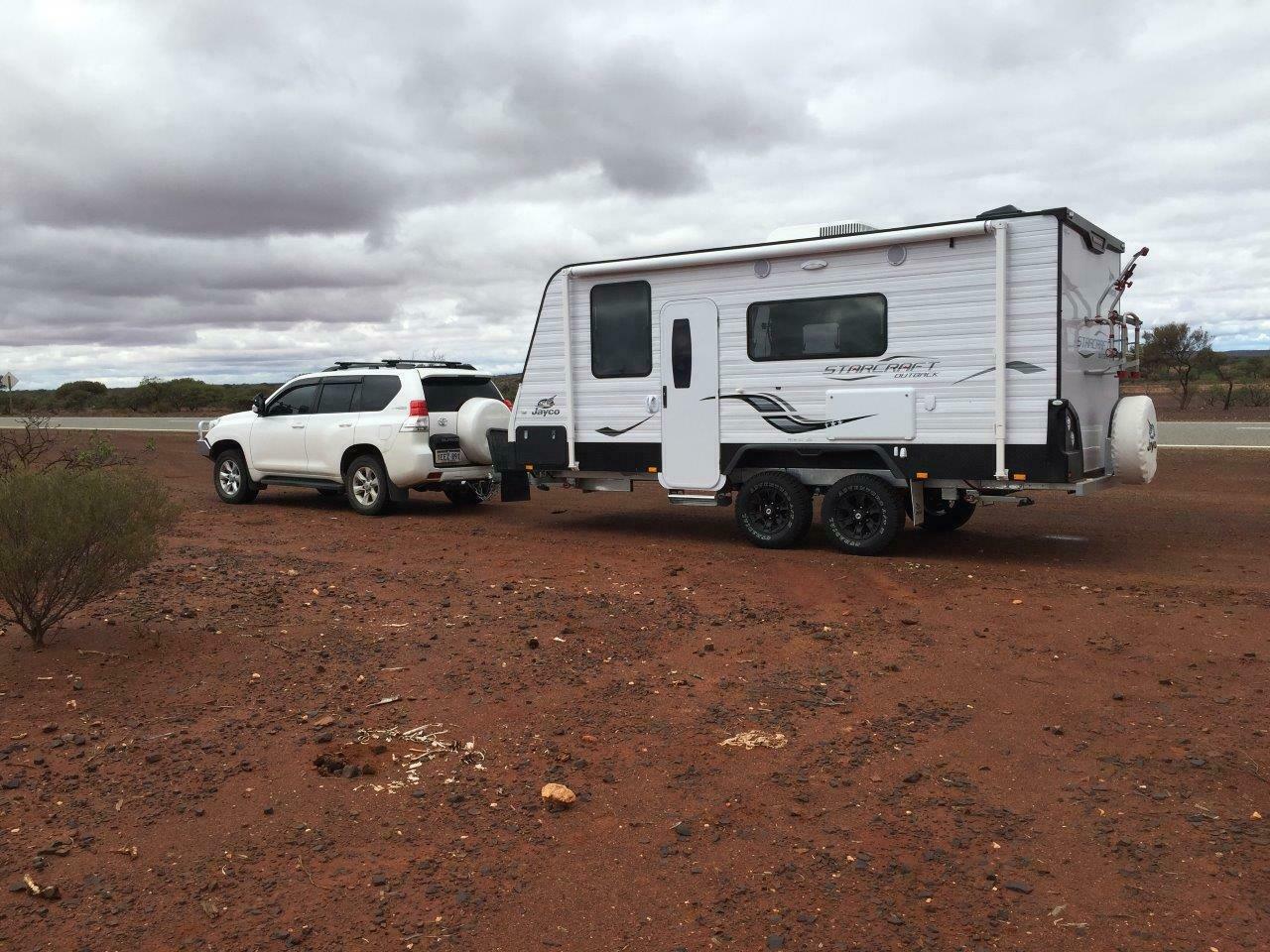 Escape Caravan Hire - We have the accommodation You choose the destination - Cover Image