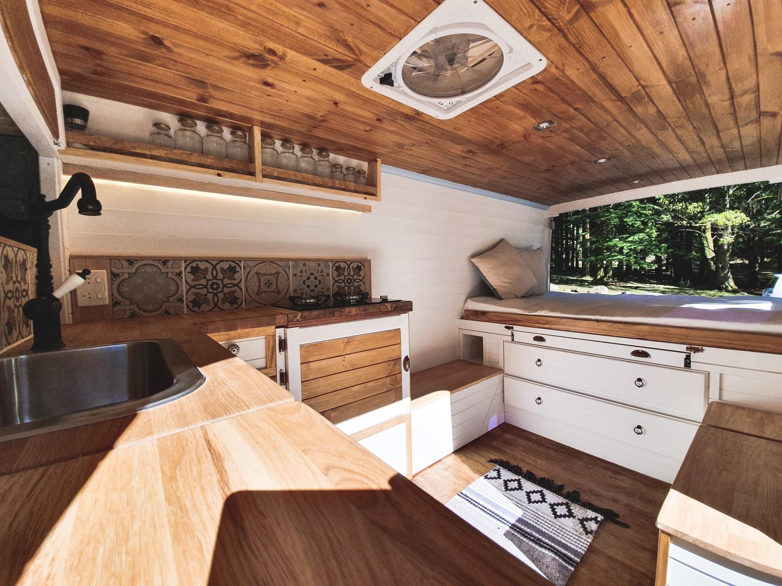 Aalto Van Co // Sandy  - Cover Image