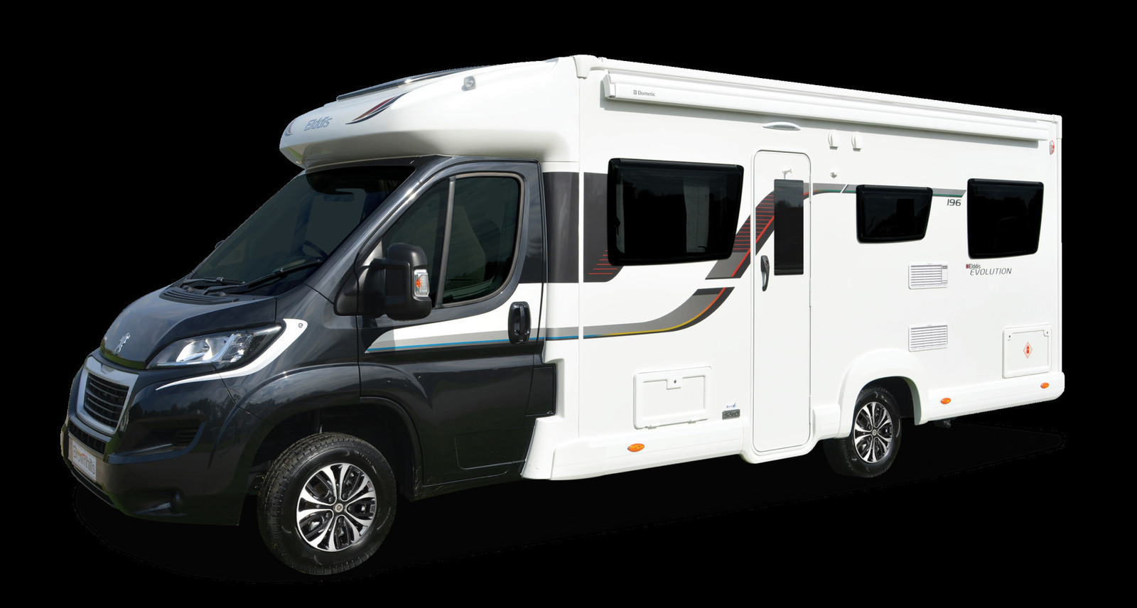Elddis Evolution - Cover Image