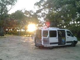 Sprinter Queen Campervan