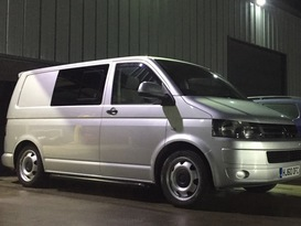 2010 VW Transporter T5.1 2 berth Camper Van - Cover Image