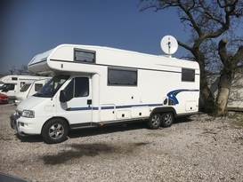 7 Berth Luxury Motorhome