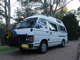 Sundancer XL Off-Grid Long Distance Campervan