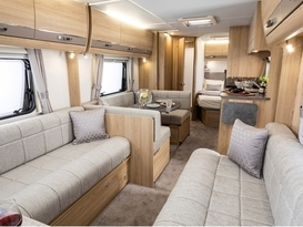 Luxury Touring Caravan Stay