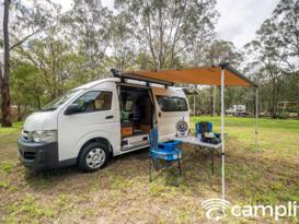 Cockatoo Camper - Perfect Couples Van