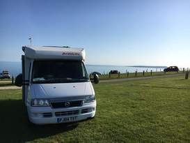 Harvey the RV - Cover Image