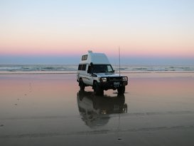 Landcruiser high top camper - Cover Image