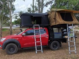 GRIP 4WD Camper Adelaide