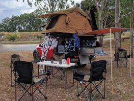 GRIP 4WD Camper Perth