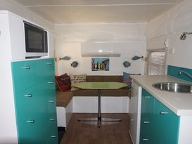Fully Renovated Retro Caravan - Cover Image