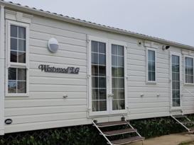 Hedgerows two-bedroom static caravan