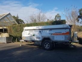 Nifty JAYCO HAWK Camper Caravan | Sleeps 4 (Outback Model)
