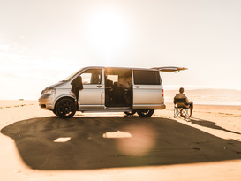 VW T5 Campervan (auto)