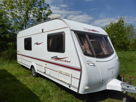 Coachman Highlander - Cover Image