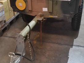 Ex Military No.5 1/2 Tonne Trailer