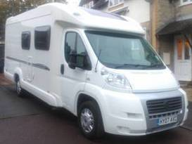 Julia - great tourer, fixed double bed, comfy layout, super drive. - Image #1